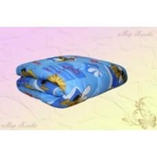 Одеяло холлофайбер (облегченное)140Х100 детское
