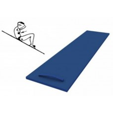 Доска наклонная к шведской стенки (гладкая)1500*375*15 цветная