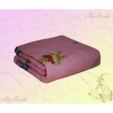 Одеяло шерсть (облегченное) детское (поликоттон)