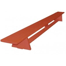 Скамейка гимнастическая  цветная