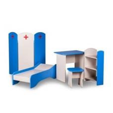 Мебель детская игровая Больница-2 Палермо
